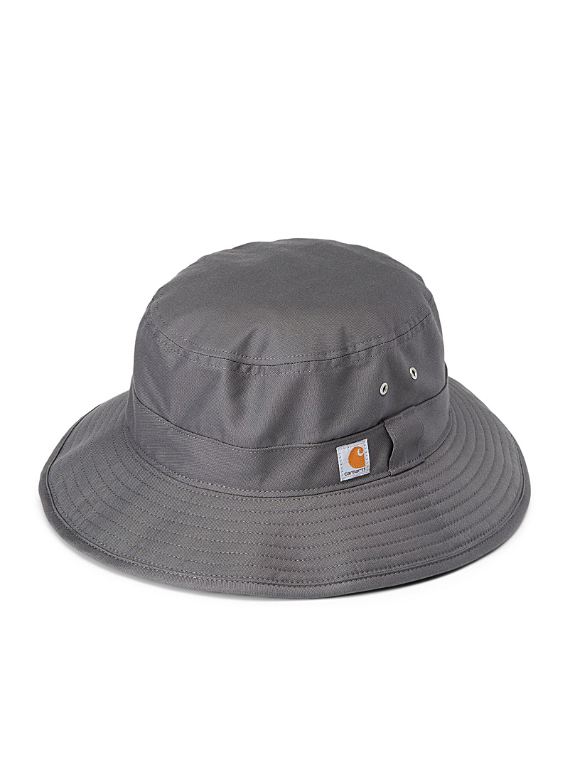 Carhartt Green Utility bucket hat for men