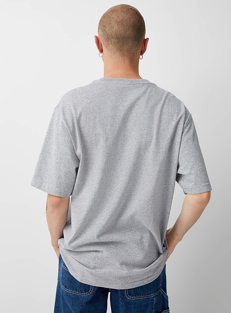 Workwear pocket tee - Logo wear - Grey