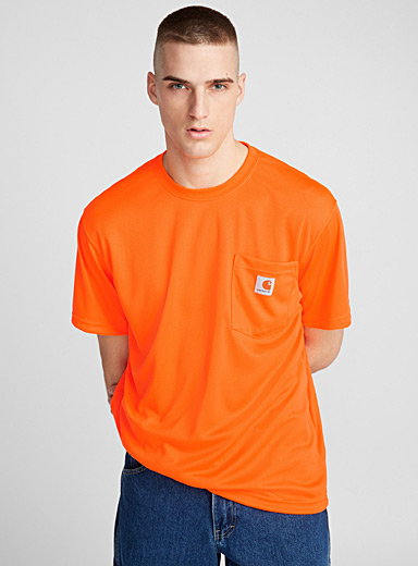 Neon breathable T-shirt