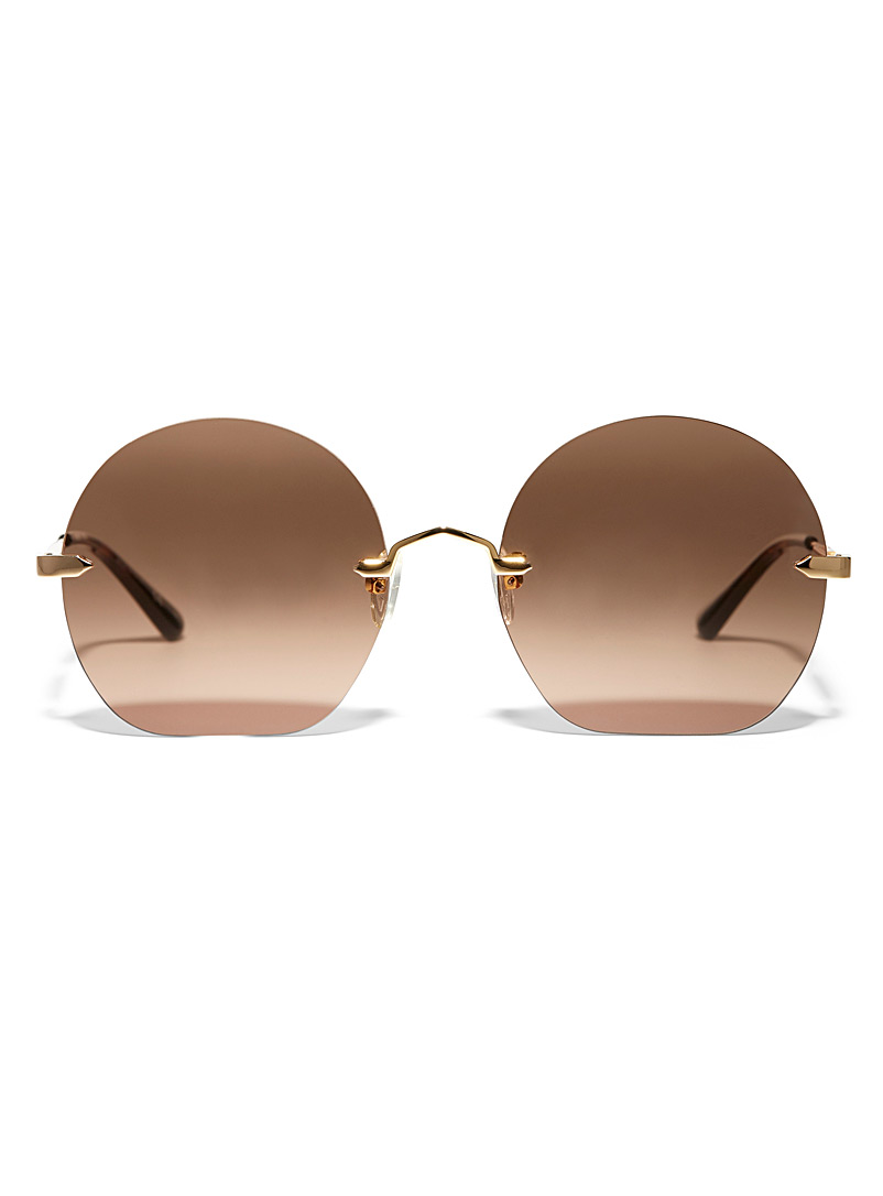McQ-Alexander McQueen Assorted Designer round sunglasses for women