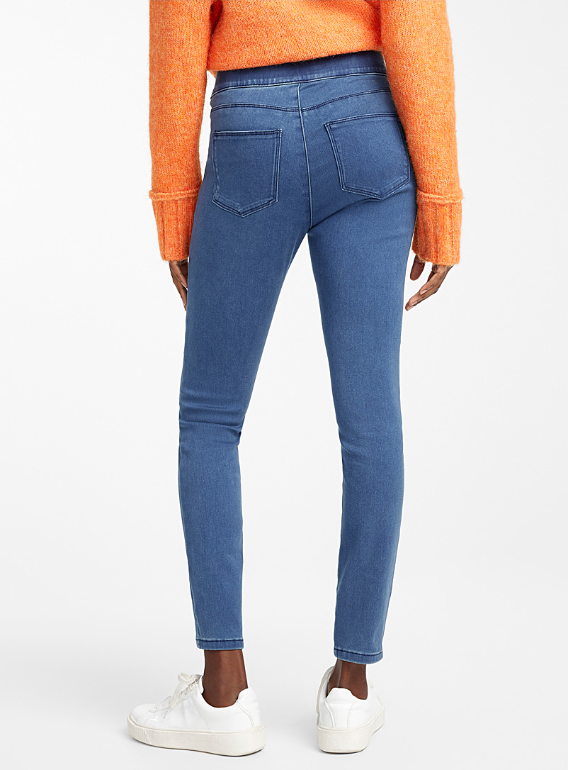 Ultra stretch jegging - Regular Waist - Sapphire Blue