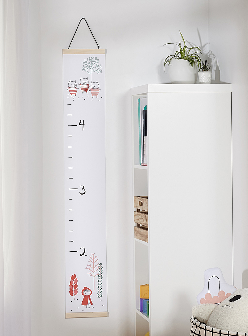 Tell me a story growth chart - Kids - Assorted