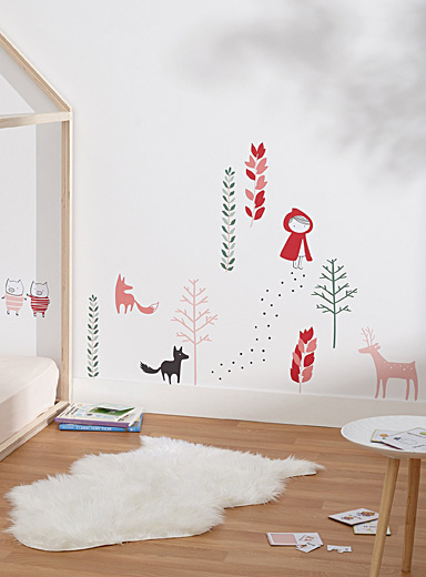 Tell me a story wall stickers