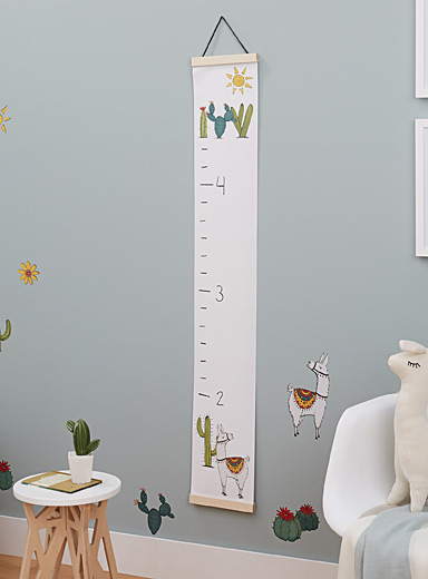 Desert llamas growth chart
