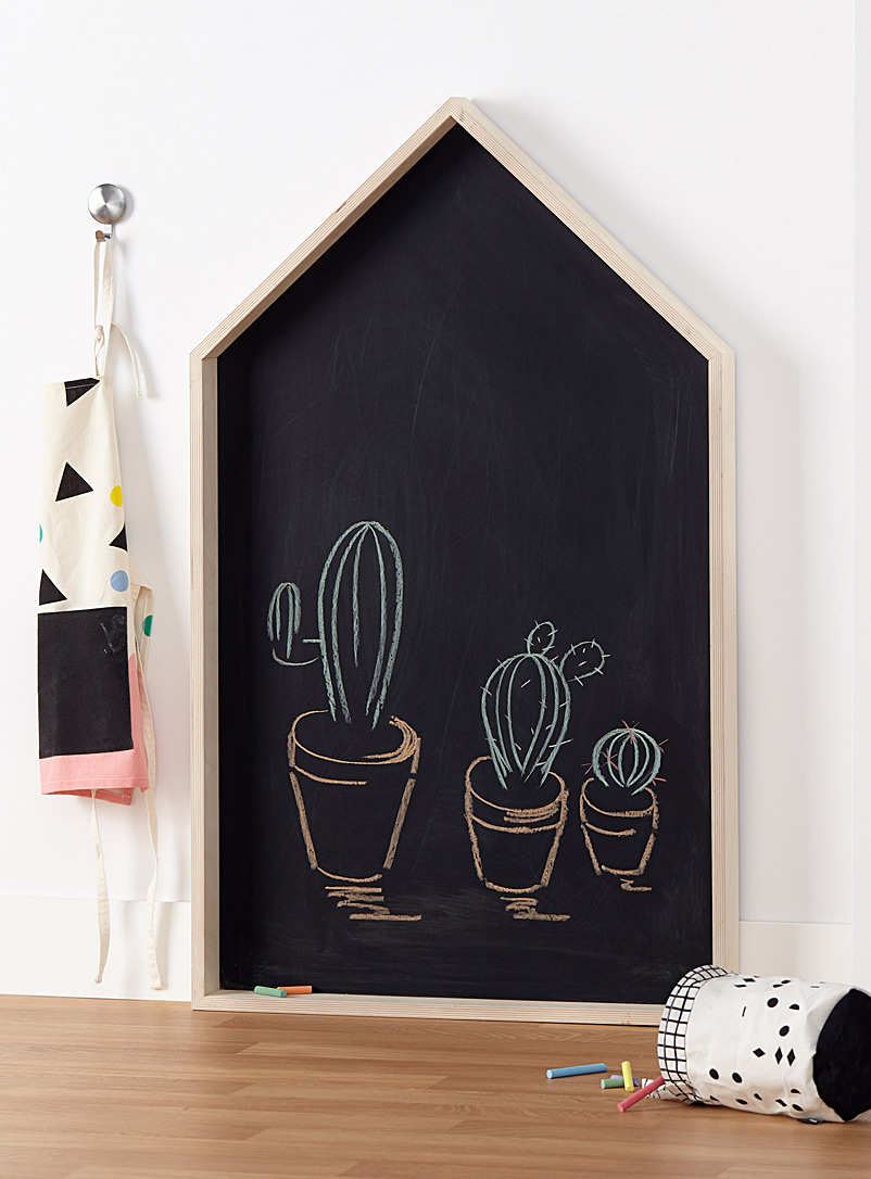 Large blackboard - Accent Furniture - Black