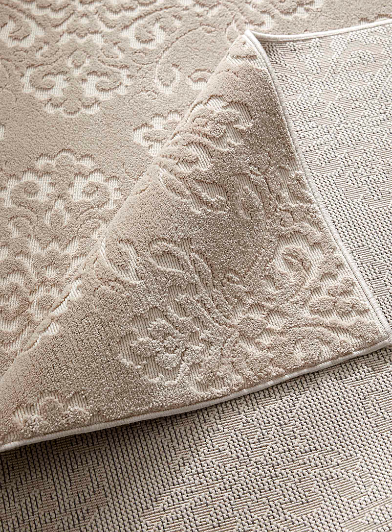 Simons Maison Assorted grey  Updated baroque rug See available sizes