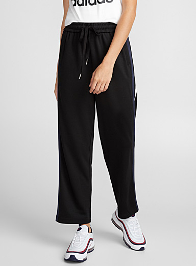 Two-tone band pant