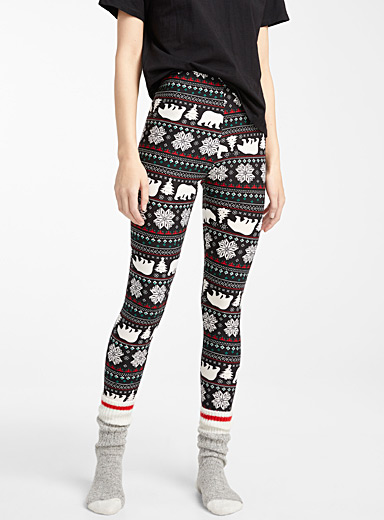 Winter lounge legging