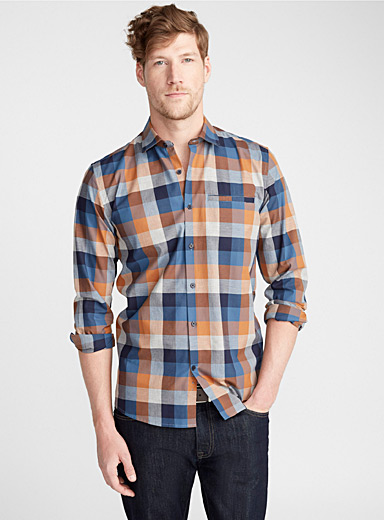 Buffalo check shirt  Modern fit