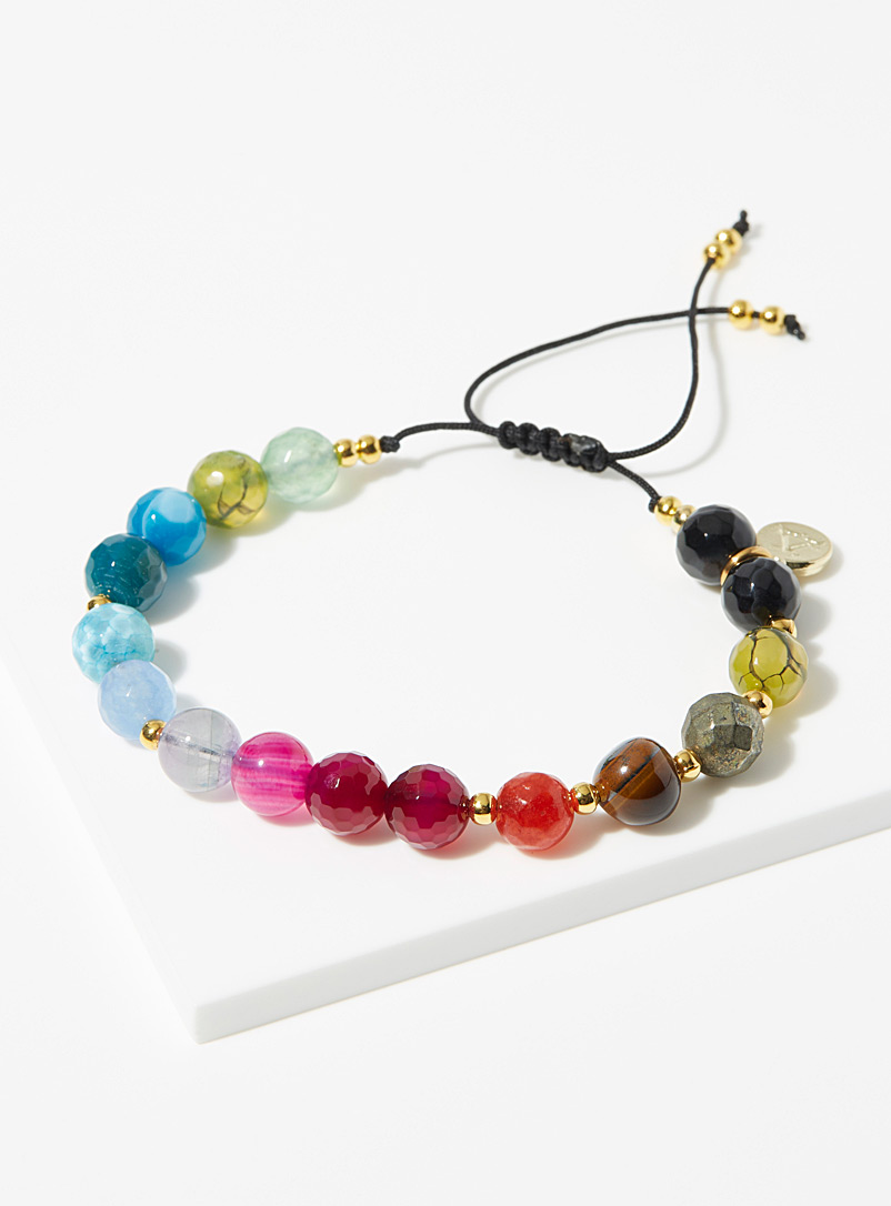 Aura Vibe Assorted  Glow bracelet for women