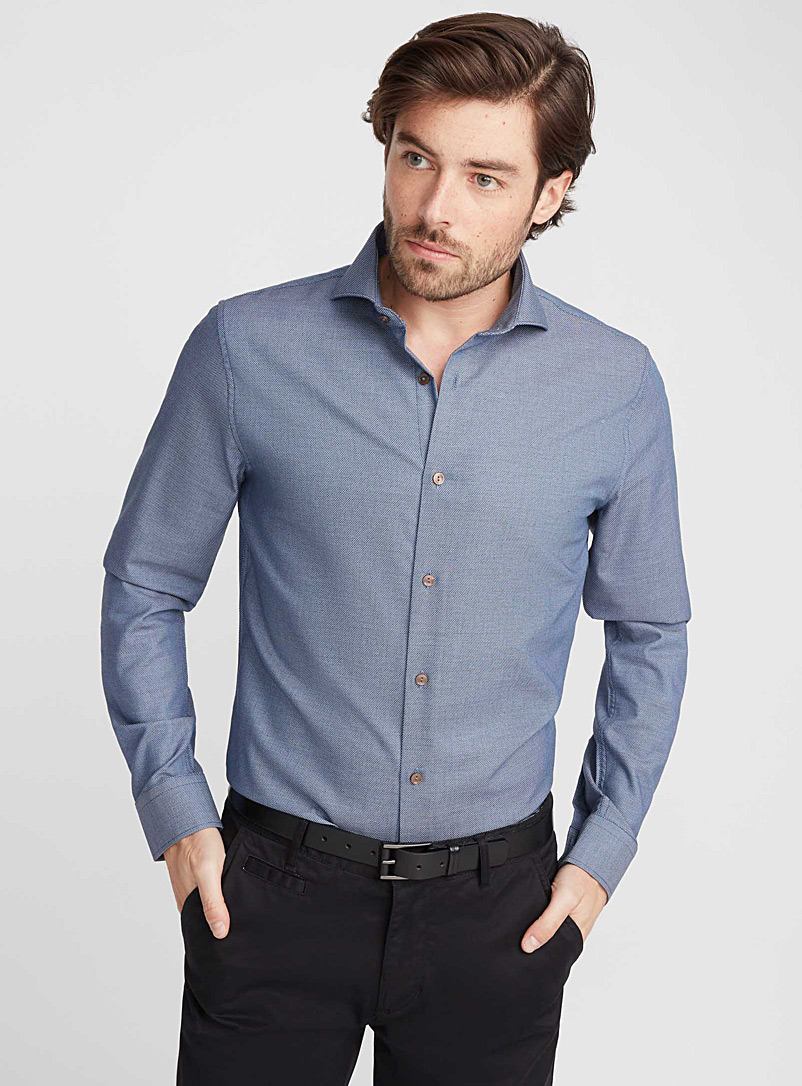 contrast-pique-shirt-br-semi-tailored-fit