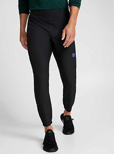 Ultra stretchy black joggers