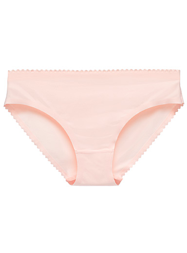 DIM Dusky Pink Body Touch hipster for women