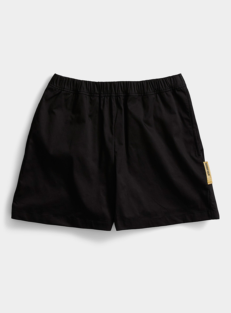 Astrid Andersen Black Solid short for men