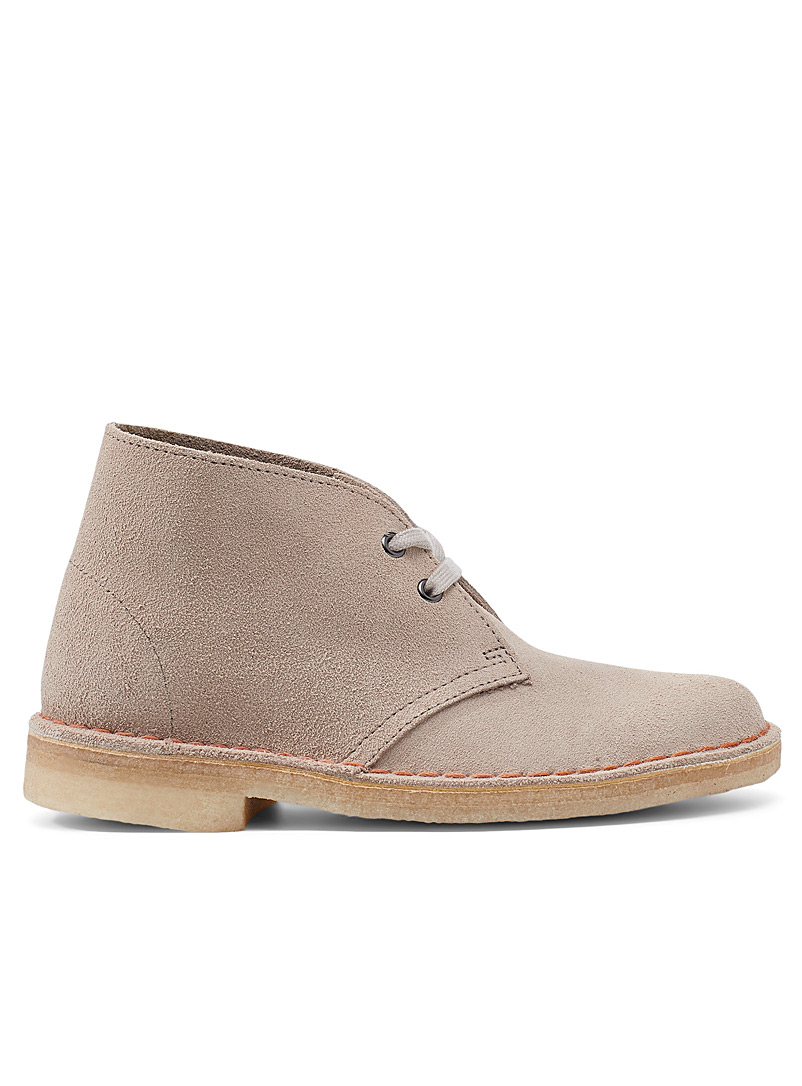 Clarks Fawn Desert ankle boots for women