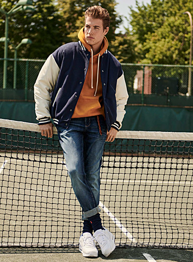 Stretch blue jean  Stockholm fit-Slim