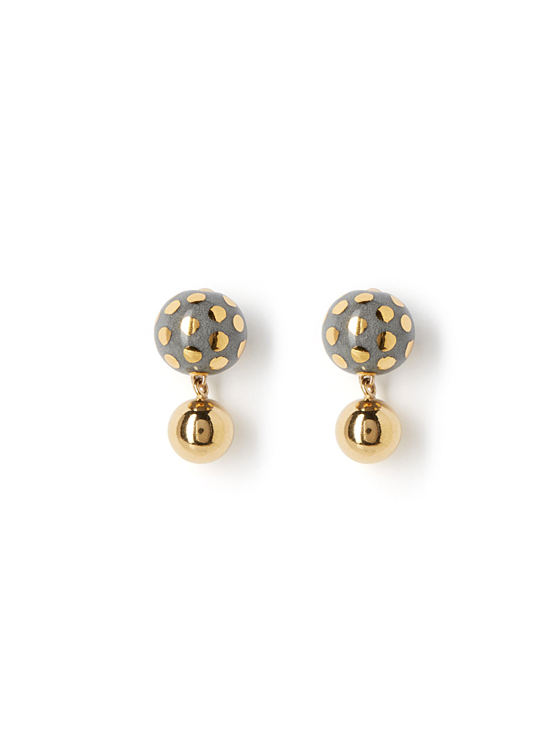 golden-sphere-earrings