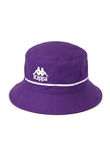 Silhouettes logo bucket hat