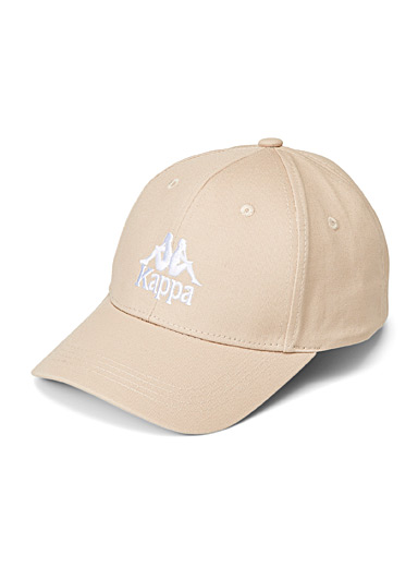 Kappa Ivory White Vigoleno authentic cap for men