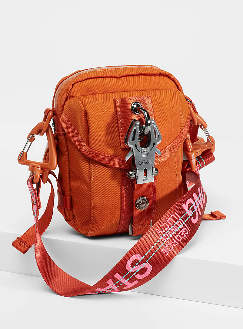 Allnighter72 shoulder bag - Shoulder bags - Light Orange