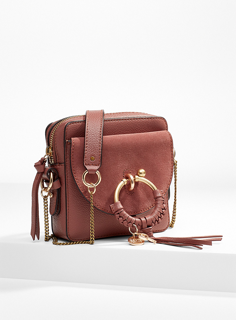 See by Chloé Fawn Joan camera bag for women