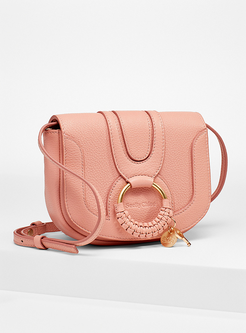 See by Chloé Dusky Pink Mini Hana shoulder bag for women
