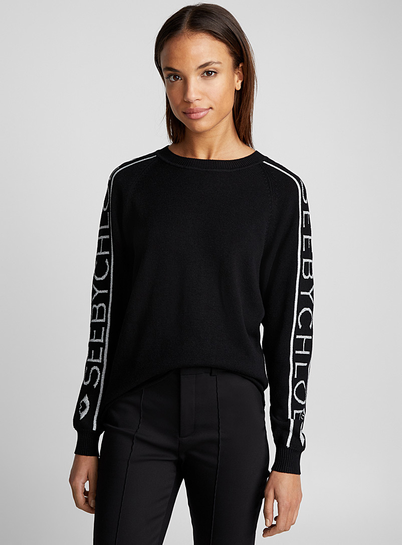 le-pull-jacquard-see-by-chloe
