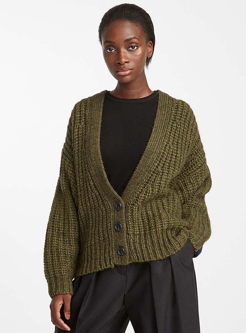 two-tone-cocoon-knit-cardigan
