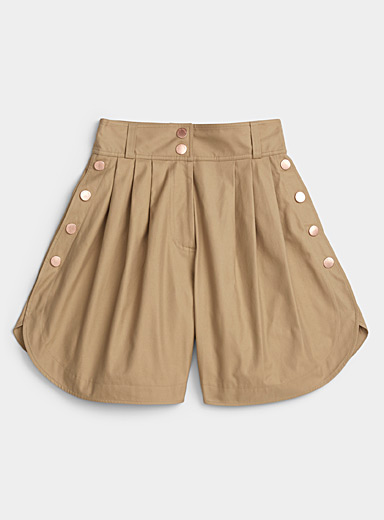 See by Chloé Amber Bronze Golf short for women