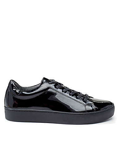 Patent leather Zoe sneakers
