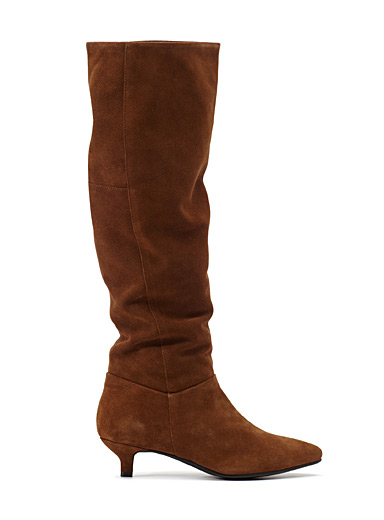 Minna slouchy boots