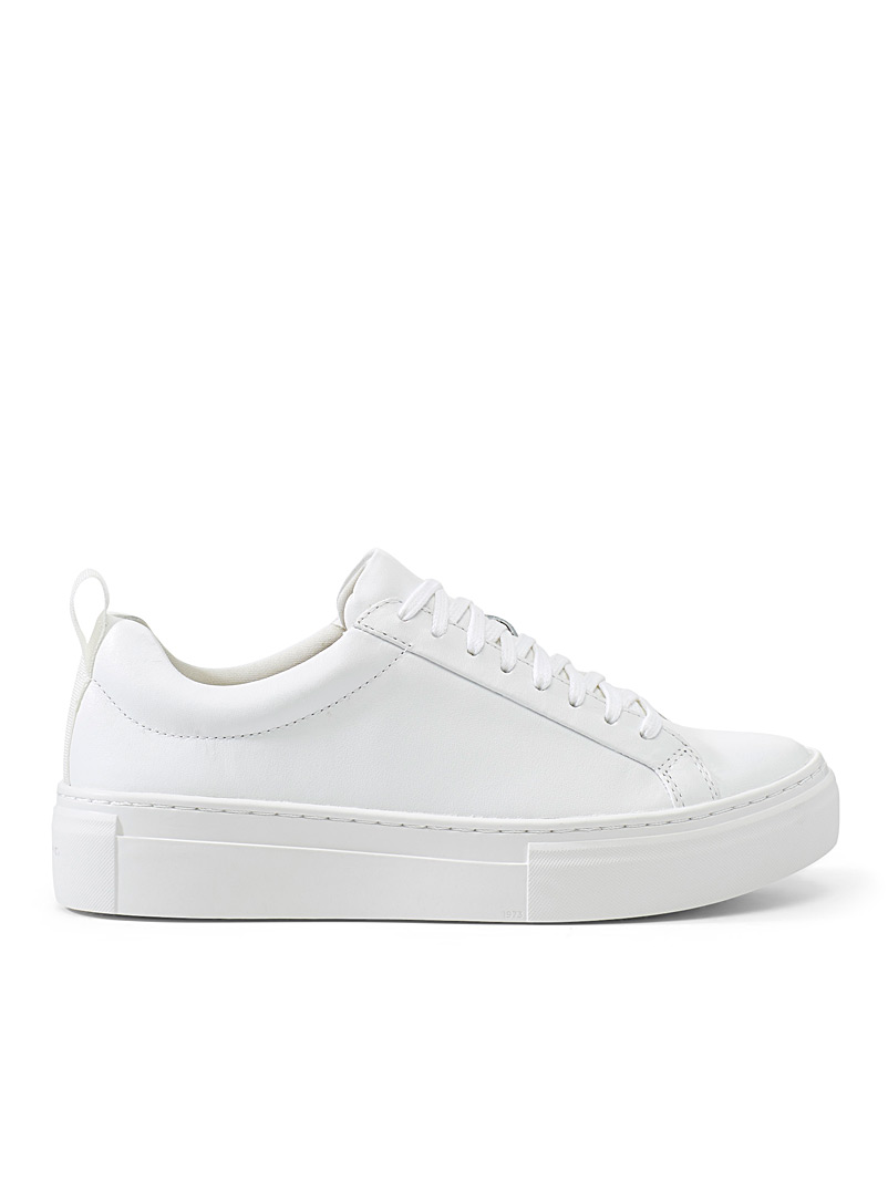 Vagabond Shoemakers White White Zoe platform sneakers for women