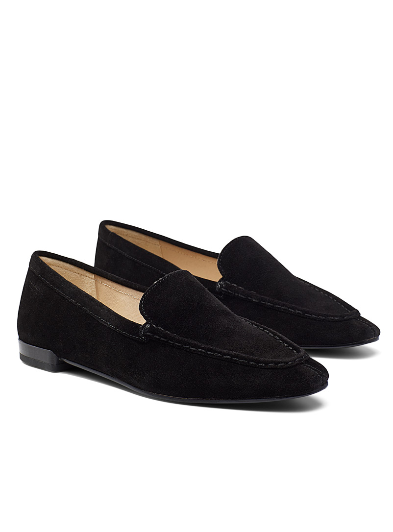Vagabond Shoemakers Fawn Suede Cleo loafers for women