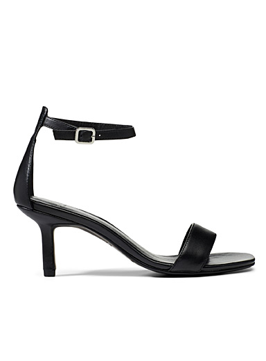 Vagabond Shoemakers Black Amanda heeled sandals for women