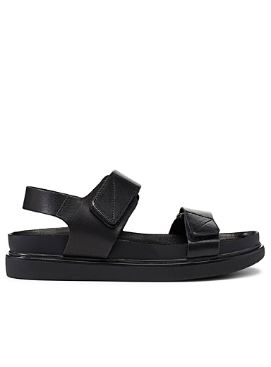 Erin double velcro sandals
