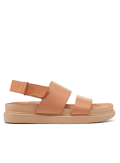Erin leather sandals