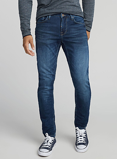 Faded whiskered jean  Stockholm fit - Skinny