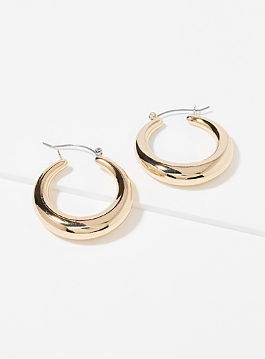 Modern domed hoops