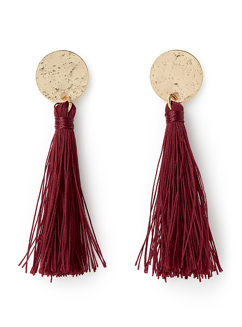 ruby-tassel-earrings