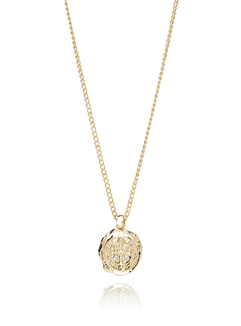 Royal seal pendant necklace - Necklaces - Assorted