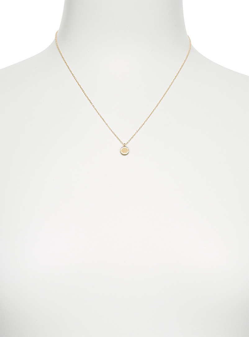 Minimalist pendant necklace - Necklaces - Assorted
