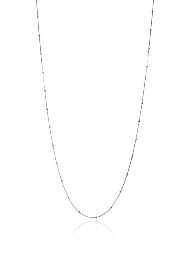Le long collier mini billes
