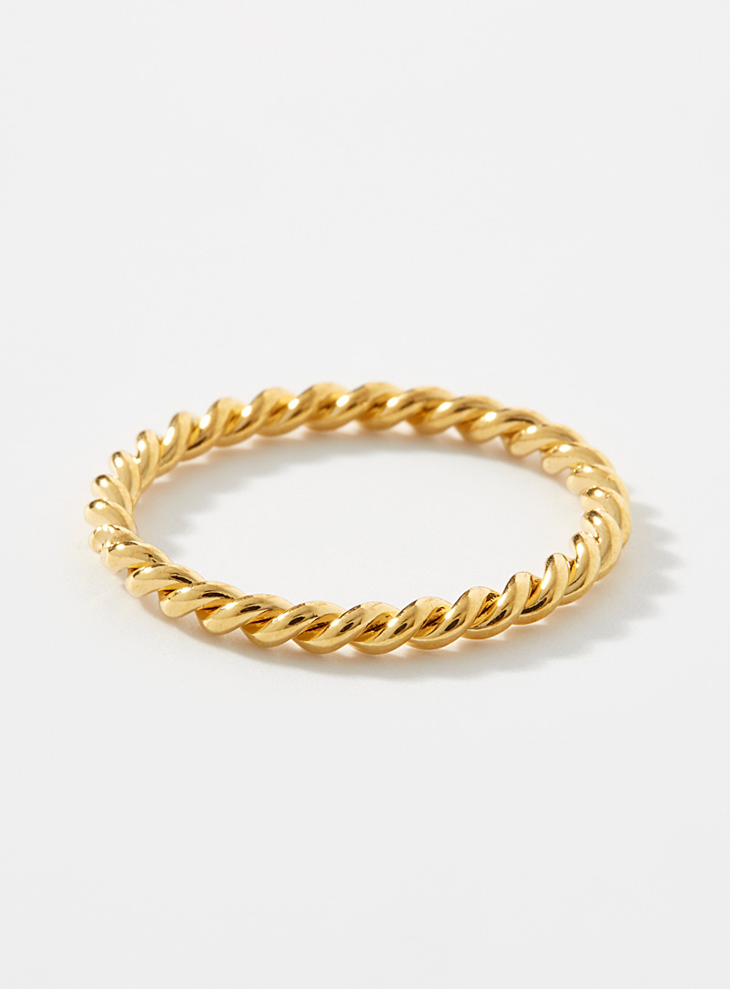 Simons Assorted Twisted ring for women