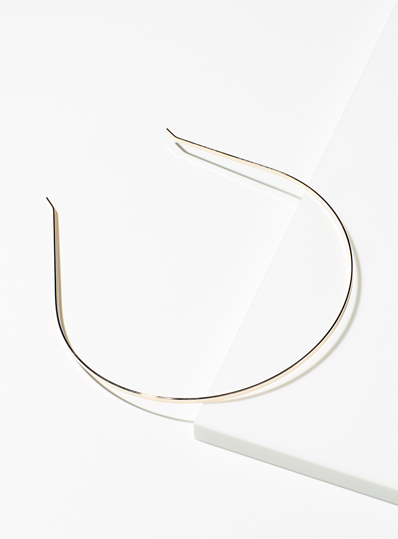 Simons Assorted Minimalist headband for women