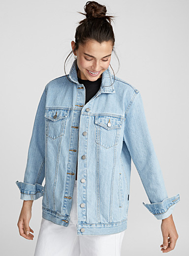 River boyfriend jean jacket