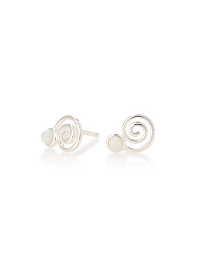 Snail I earrings
