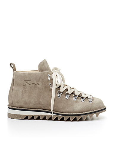 Suede heritage M120 Scarponcino boots <br>Women