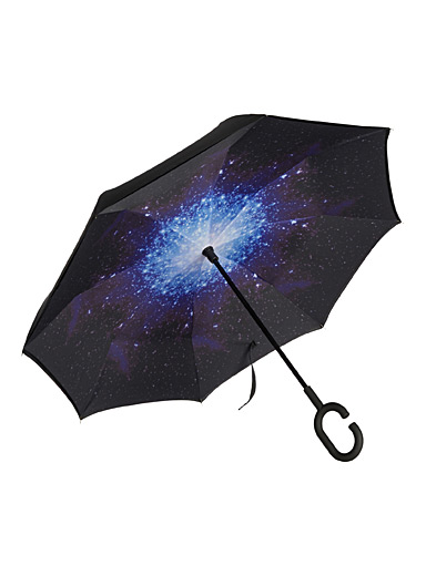 Galaxy hand-free reverse umbrella