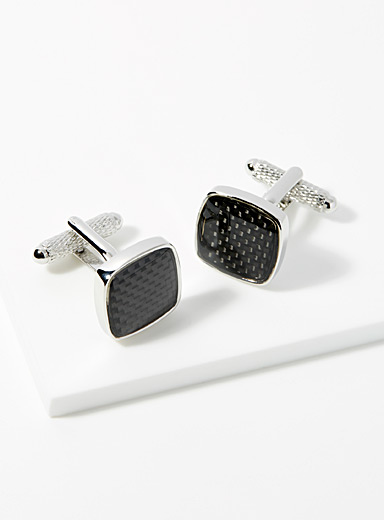 Headlight cufflinks
