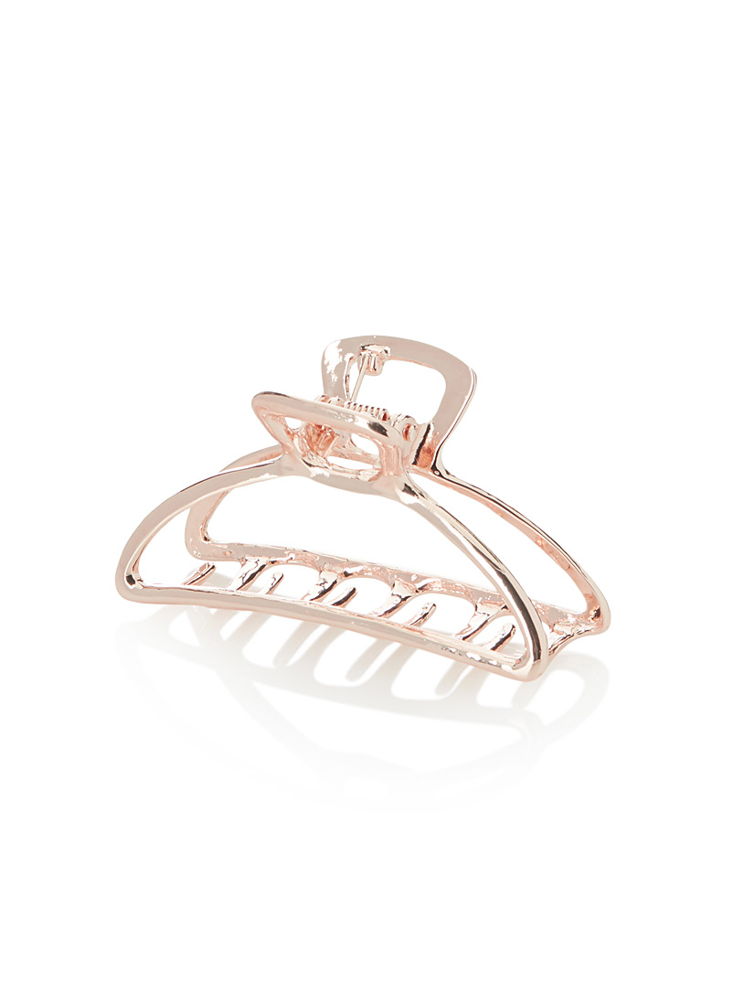 rose-gold-metallic-clip